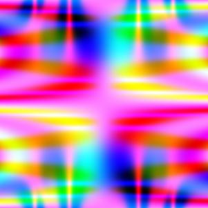 Random Psychedelic Art Math Programming