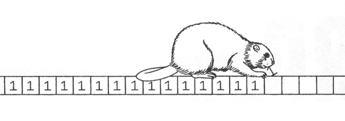 Busy Beavers, and the Quest for Big Numbers - Math ...